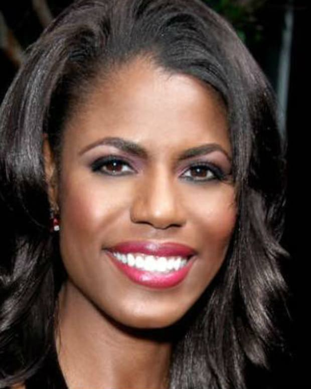 Omarosa Manigault Allegedly Injured Promo Image