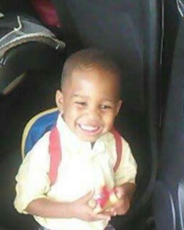 Man With 'Road Rage' Allegedly Killed 3-Year-Old Boy Promo Image
