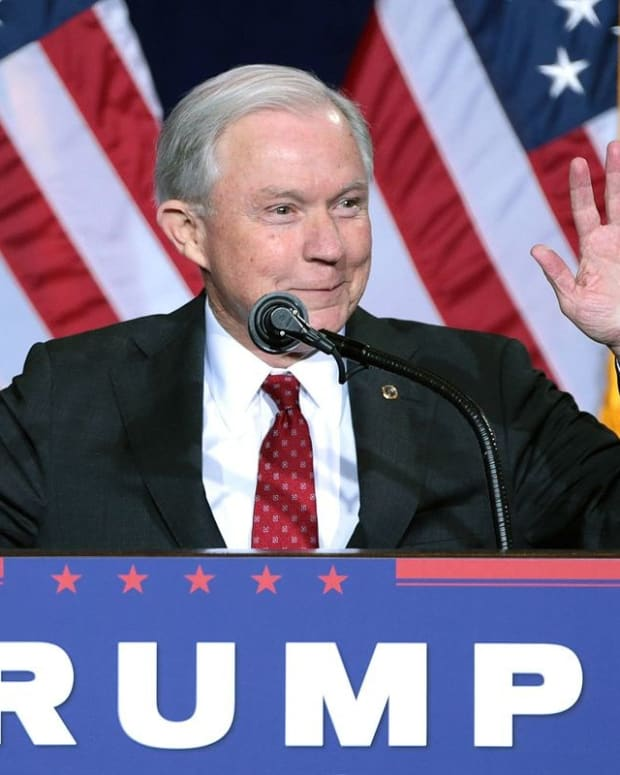 Report: Sessions Plans To Bring Back 'War On Drugs' Promo Image