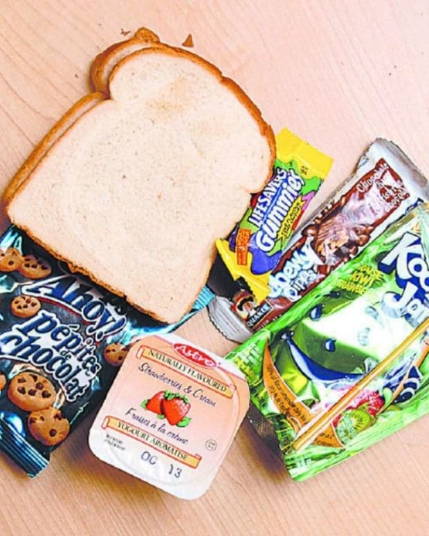 Parents Outraged After School Takes Away Student Lunches Promo Image