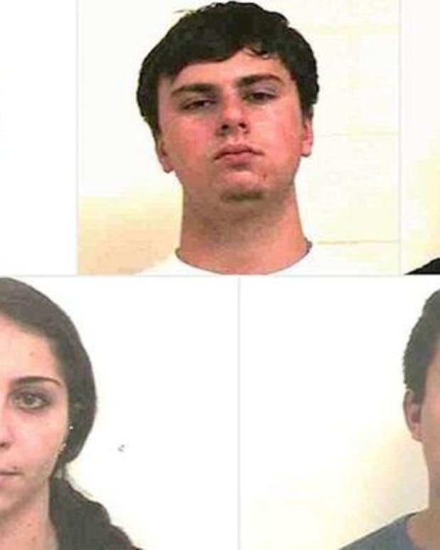 Lawsuit: Fraternity Members Gang-Raped Woman Promo Image