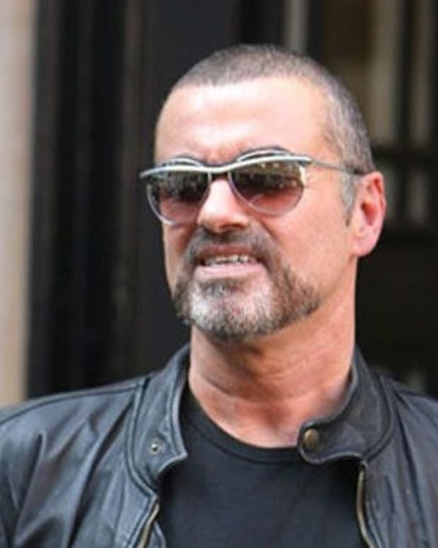 George Michael's BF Slept In Car On Night Of His Death (Photo) Promo Image