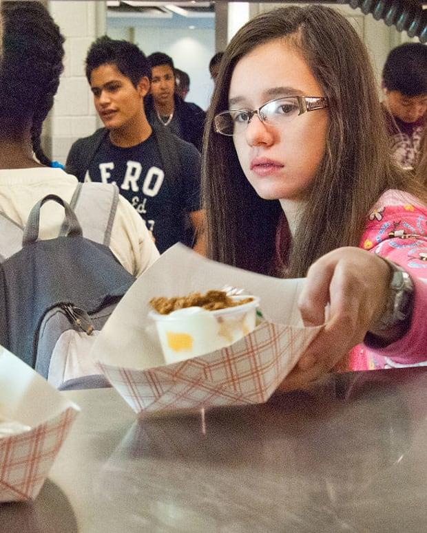 Cafeteria Directors Applaud School Lunch Menu Rollback Promo Image