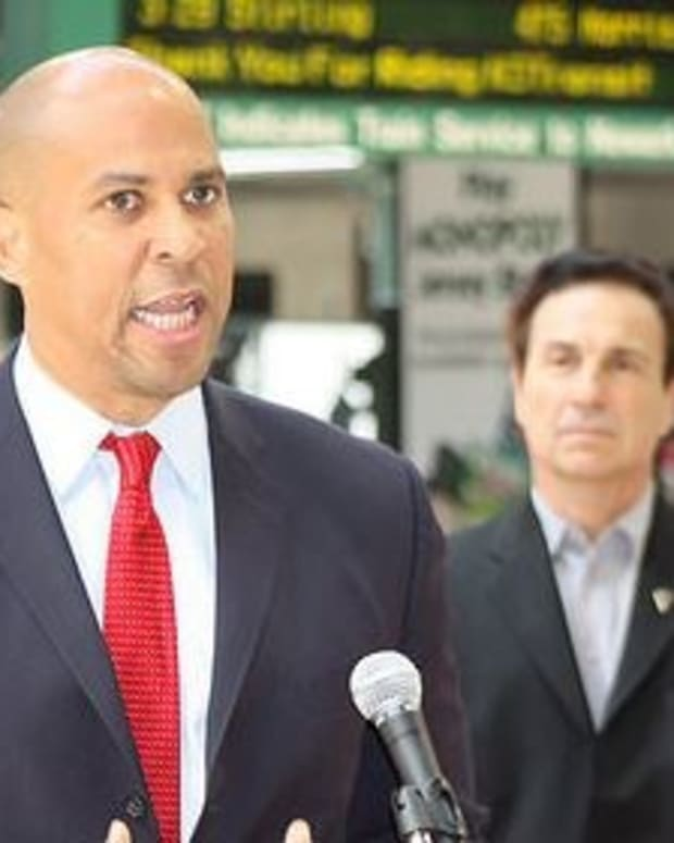 Historical First: Booker To Testify Against Sessions Promo Image