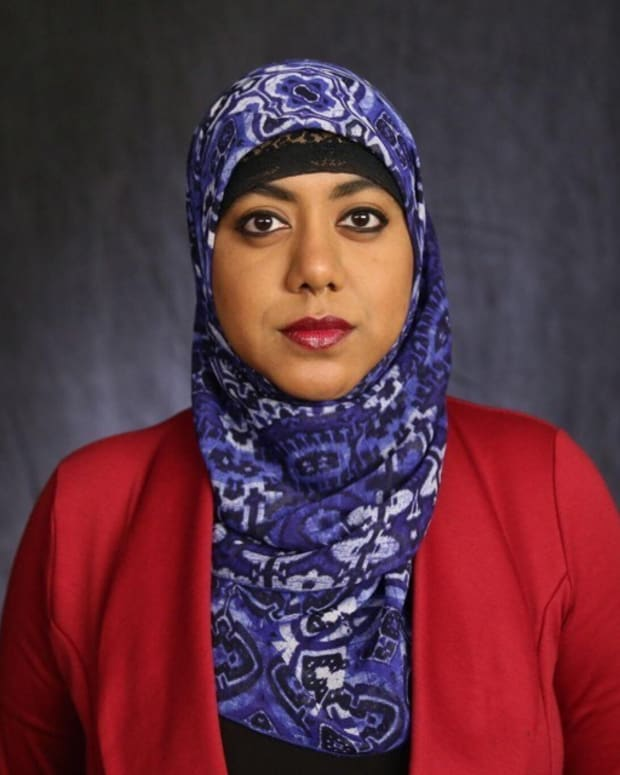 Muslim White House Staffer Quits Over Trump Travel Ban Promo Image