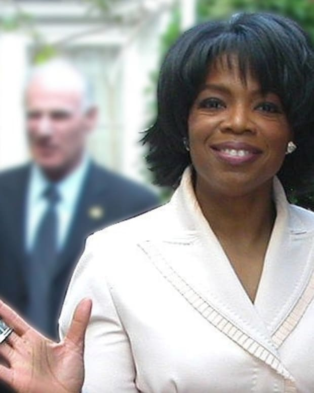 Oprah Gives Controversial Pastor His Own TV Show (Video) Promo Image