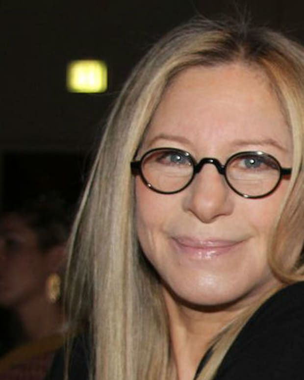 Barbra Streisand Blasts Sean Spicer For Hitler Comments Promo Image