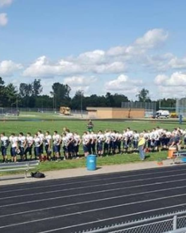 High Schoolers Sing National Anthem No Matter What Promo Image