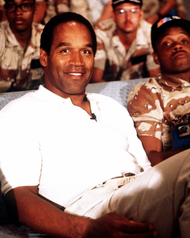 OJ Simpson May Soon Be On Reality TV Promo Image