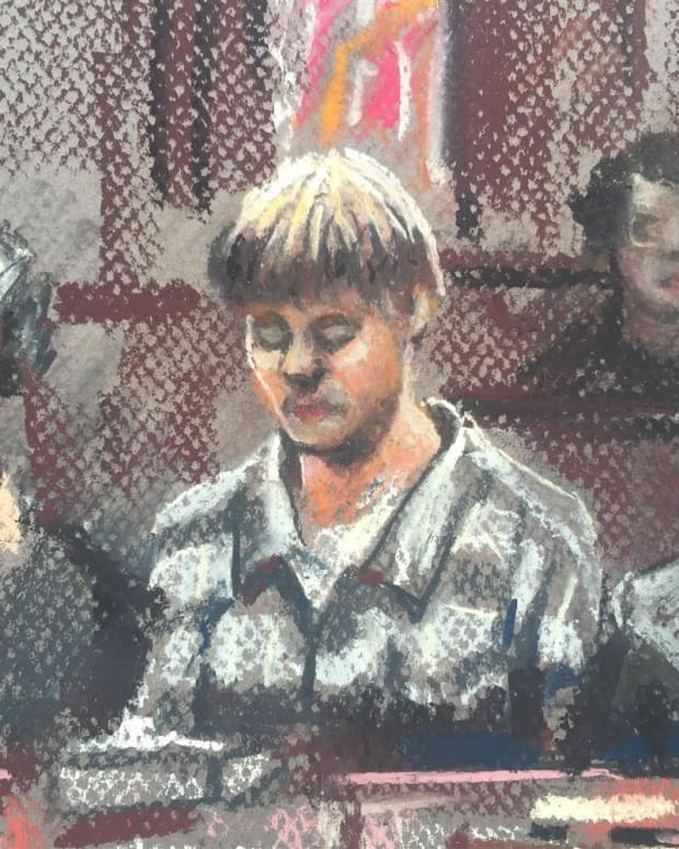 The Trial Of Dylann Roof Begins Promo Image