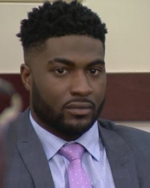 Vanderbilt Rapist Sentenced To 15 Years  Promo Image