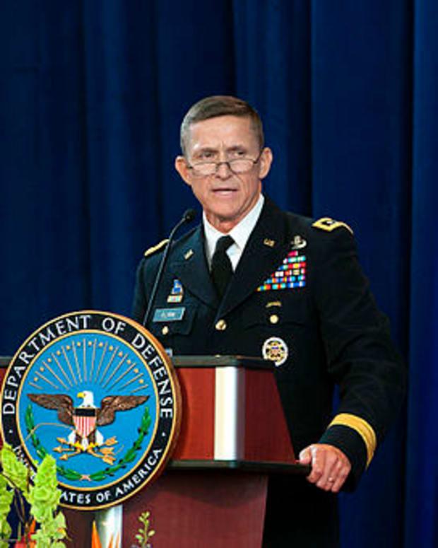 Trump Military Adviser: 'Political Correctness Kills' Promo Image