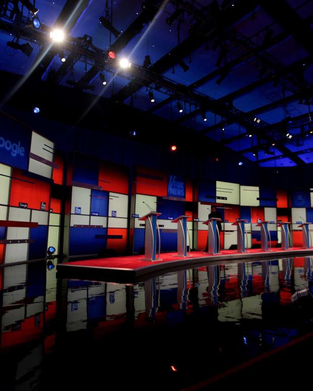 Gary Johnson Should Be In Debates Promo Image
