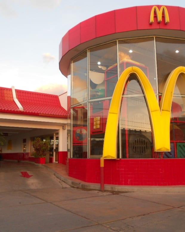 Boy, 8, Drives Car To McDonald's And Credits YouTube Promo Image