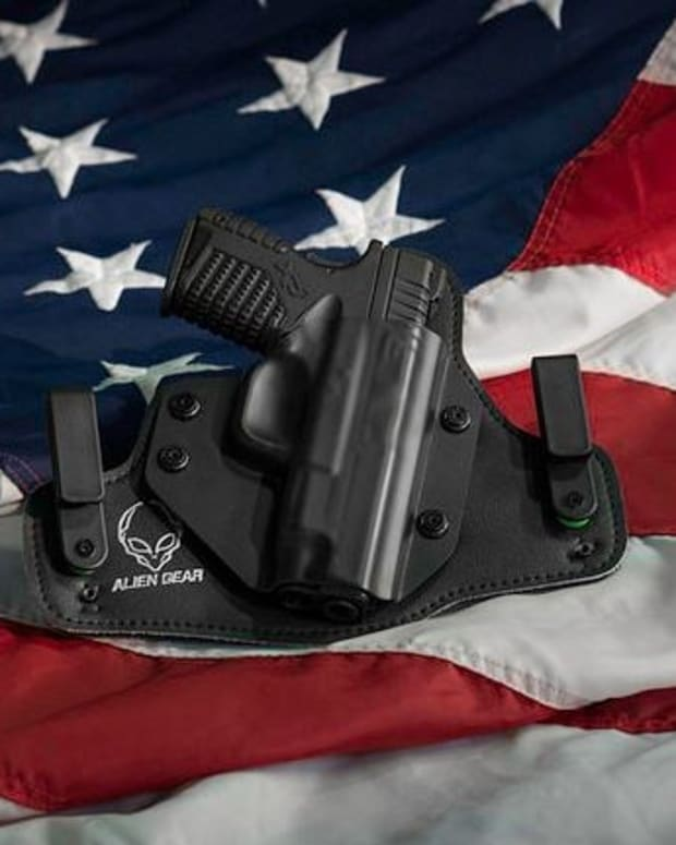 Nationwide Concealed Carry Bill Introduced Promo Image