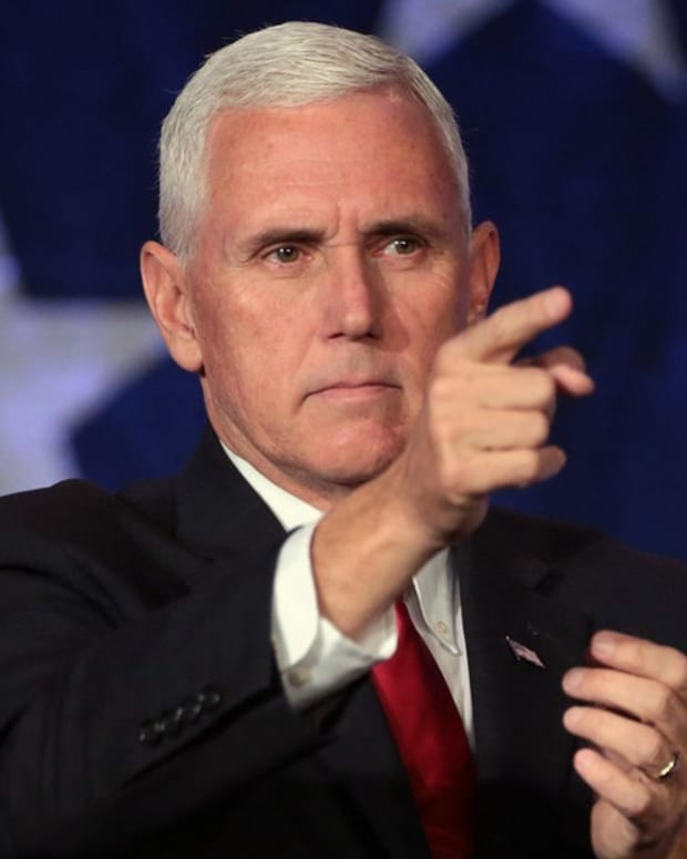 Pence Warns North Korea Not To 'Test' US Strength Promo Image