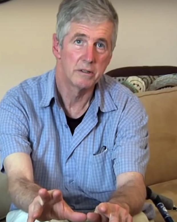 Ex-Cop With Parkinson's Uses Medical Marijuana (Video) Promo Image