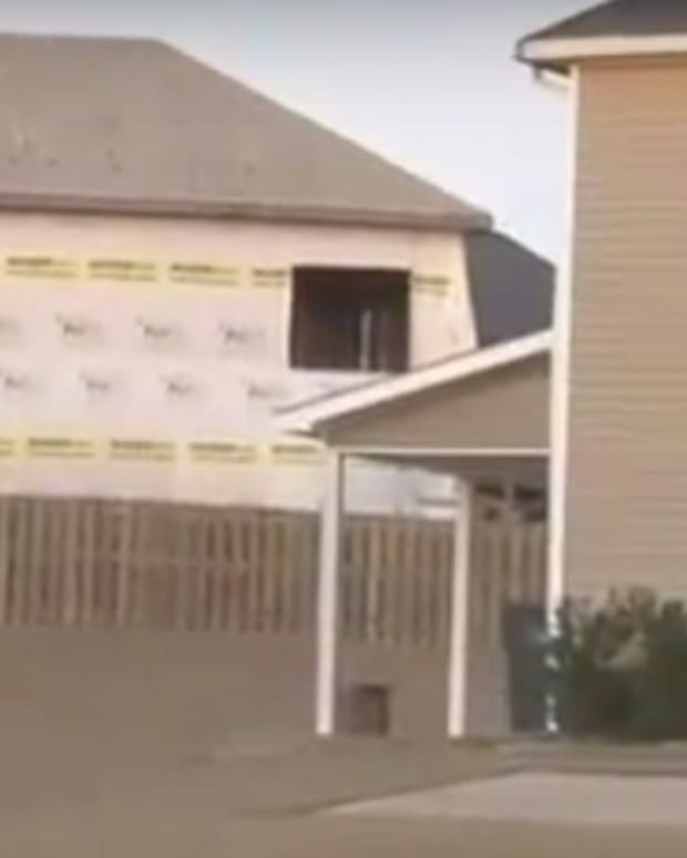 Woman Jailed For Building Home For Her Sick Mom (Video) Promo Image