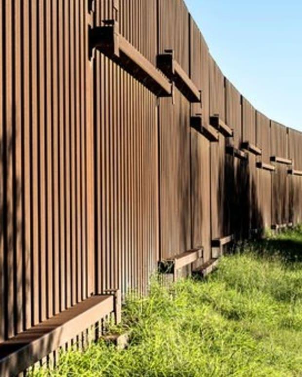 Illegal Border Crossing Down 40 Percent Under Trump Promo Image
