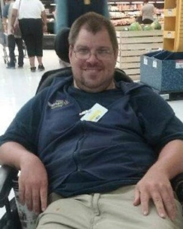 Walmart Greeter Booted By Company After 21 Years Promo Image