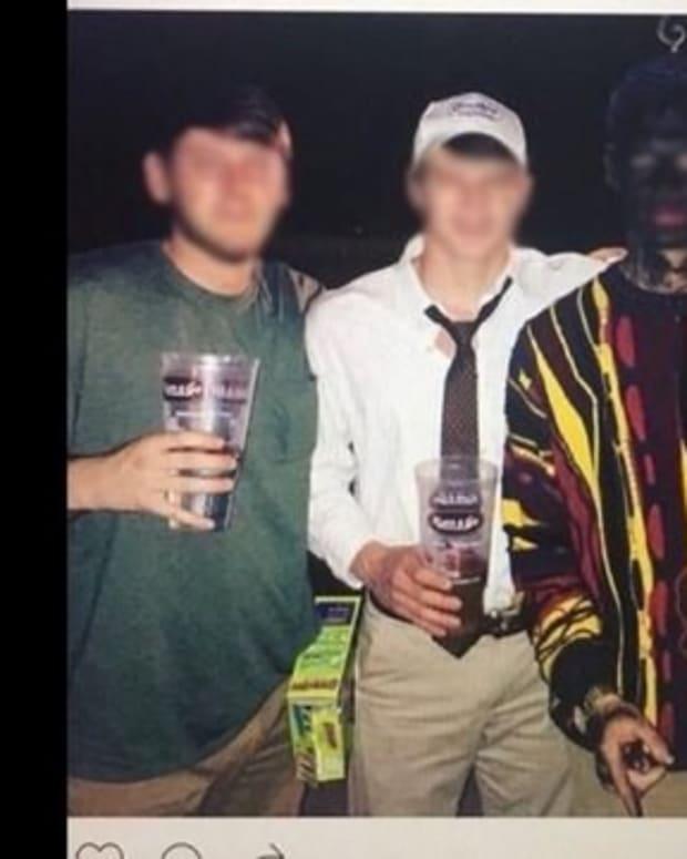 UCA Fraternity Suspended Over Blackface Costume Promo Image