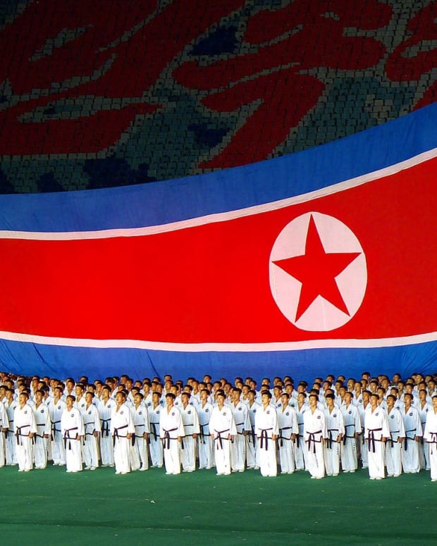 North Korea Preparing For Nuke Test, Think Tank Claims (Photos) Promo Image