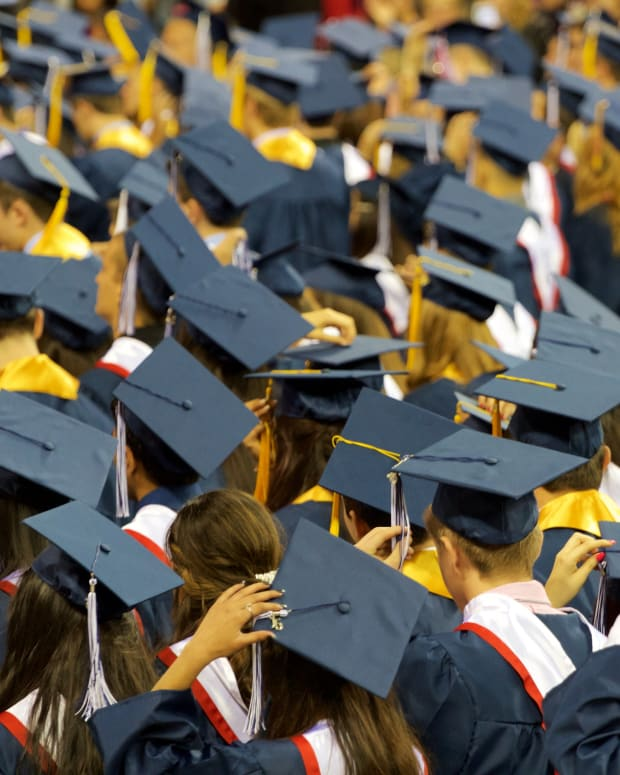 Dress Code Violation Results In Ban From Graduation  Promo Image