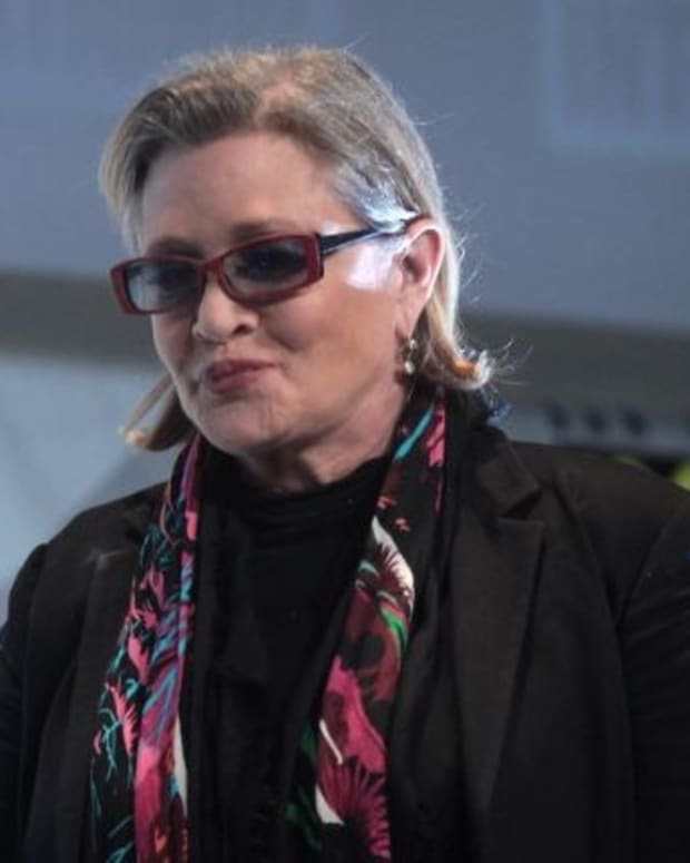 Carrie Fisher's Autopsy Delayed Promo Image