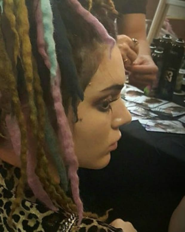 Fake Dreadlocks Spark Controversy At Noted Fashion Show Promo Image