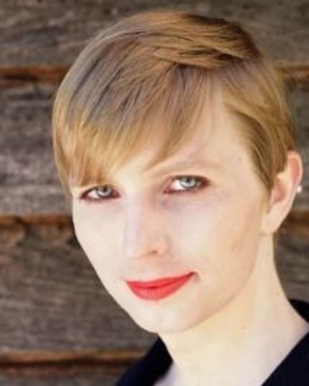 Chelsea Manning Gives First Interview Since Prison Promo Image