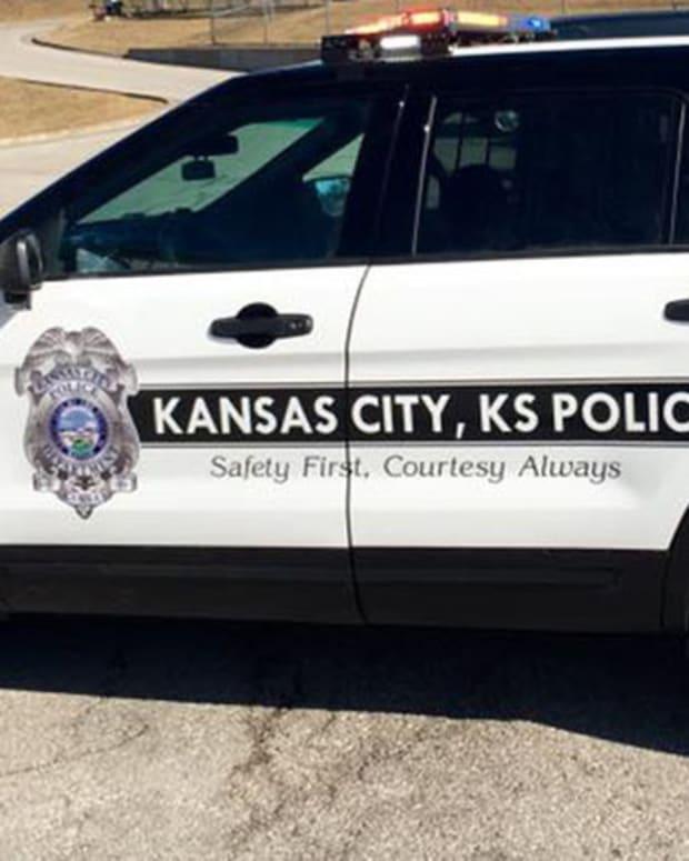 Kansas City Police Officer Shot Promo Image