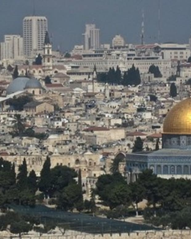 Trump Team Doubles Down On Embassy Move To Jerusalem Promo Image