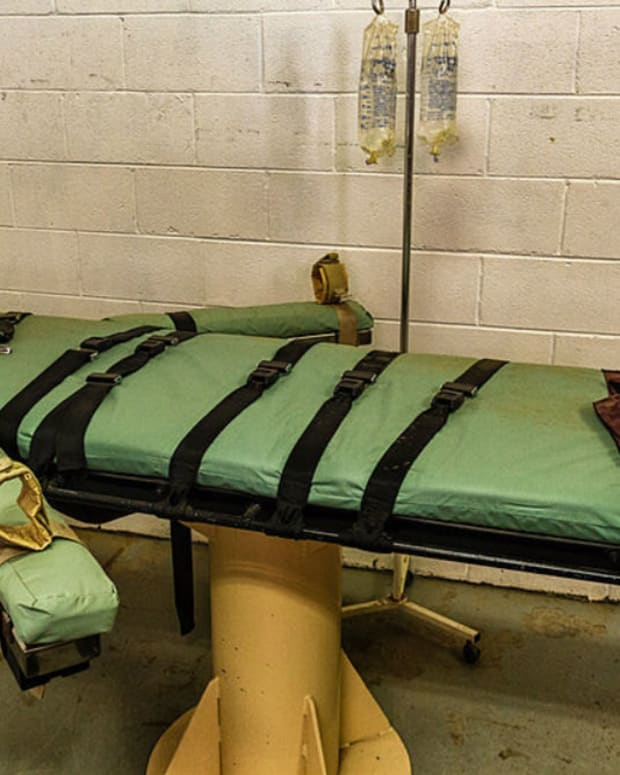 Executed Inmate's Huge Last Meal Revealed Promo Image