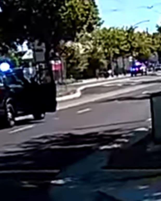 Police Fatally Shoot Mentally Ill Black Man (Video) Promo Image