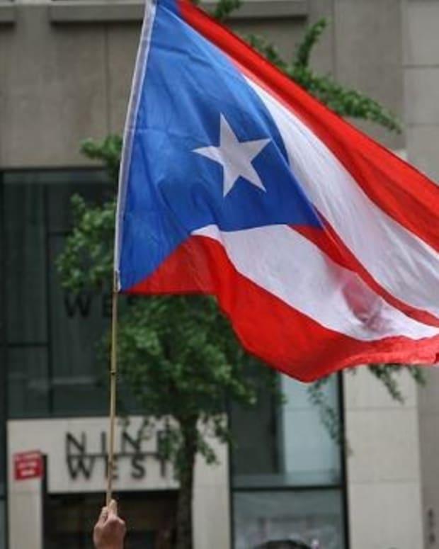 Puerto Rico Legislator Wants Statehood By 2025 Promo Image