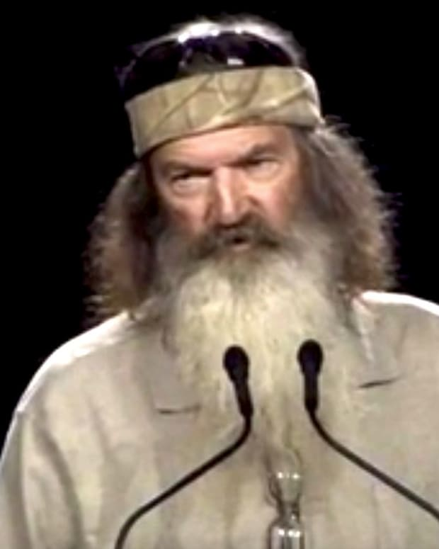 Phil Robertson: Calendar Proves Jesus Existed (Video) Promo Image