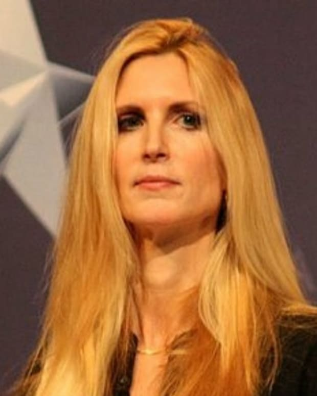 Ann Coulter Calls NYPD Officers 'Little Girls' Promo Image