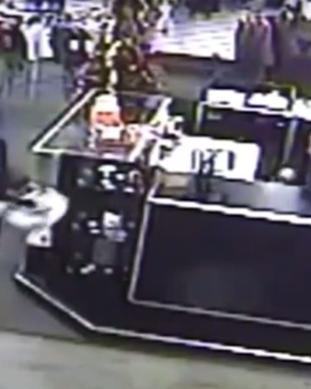 Sex Shop Employees Stop Robber With Sex Toys (Video) Promo Image