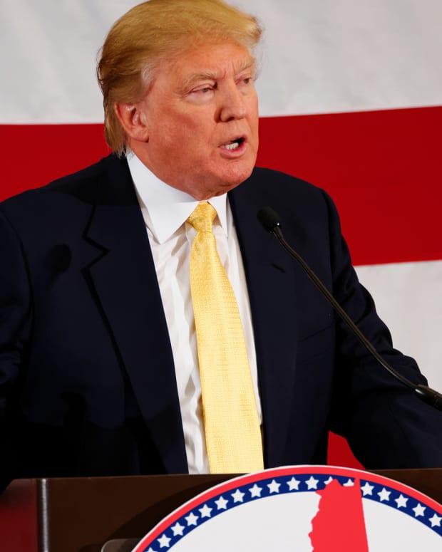 Trump Raises Millions For 2020 Campaign Promo Image