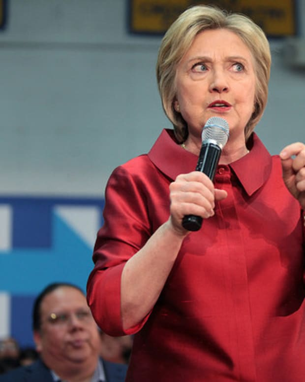 Clinton Reveals Policy Plan For Mental Health Care Promo Image