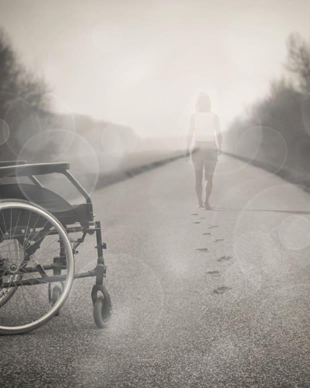 Orgasm Paralyzes Woman For Life (Photos) Promo Image