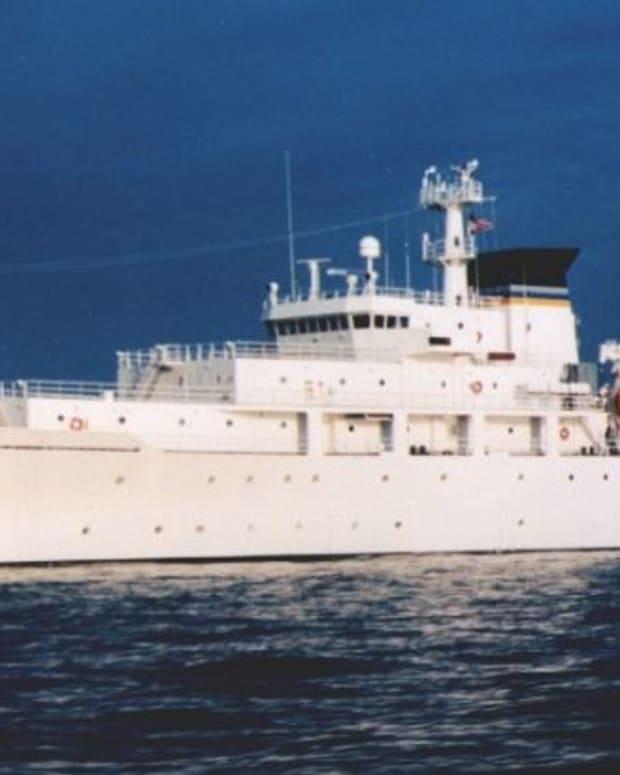 China Returns Seized U.S. Navy Underwater Drone Promo Image