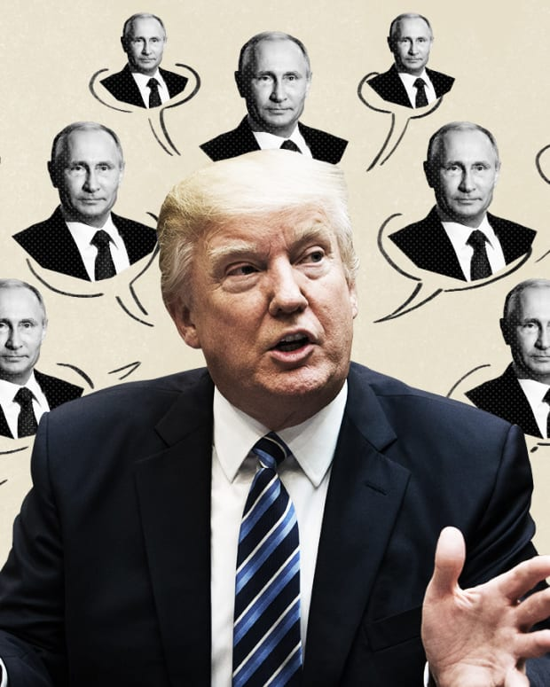 US Must Support Russian Protesters Promo Image