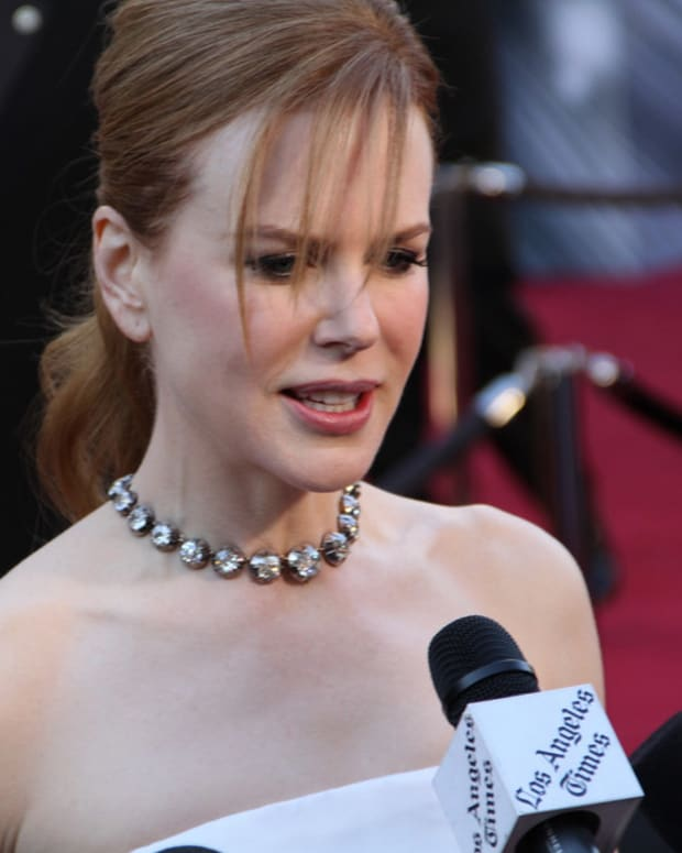 Fans Notice Something Odd About Nicole Kidman's Face (Photo) Promo Image