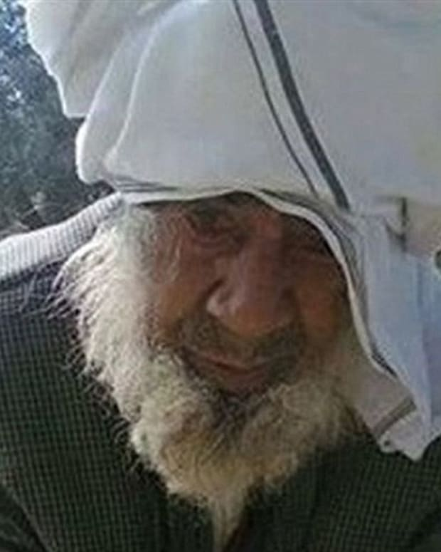ISIS Militants Kill 100-Year-Old Man In Egypt Promo Image