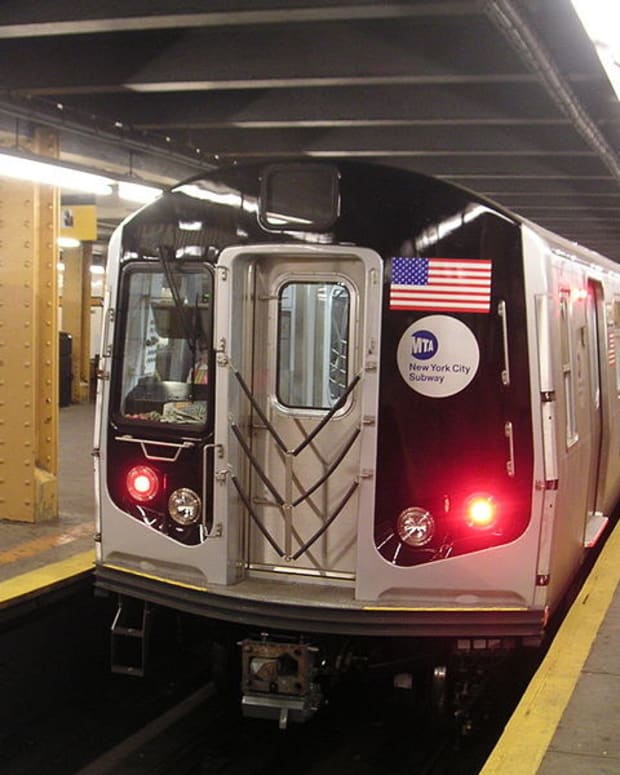 Teen Killed On Subway Trying To Get Phone From Tracks Promo Image