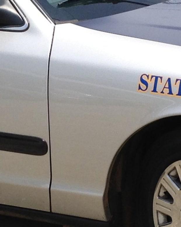 Alabama Trooper Arrests Radio Host For Cursing (Video) Promo Image