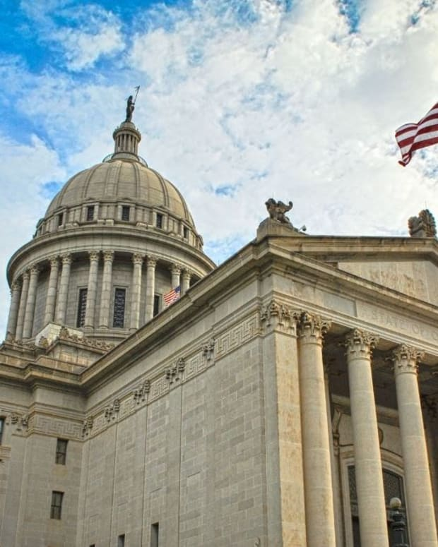 Bill To Allow 10 Commandments On Oklahoma State Capitol Promo Image