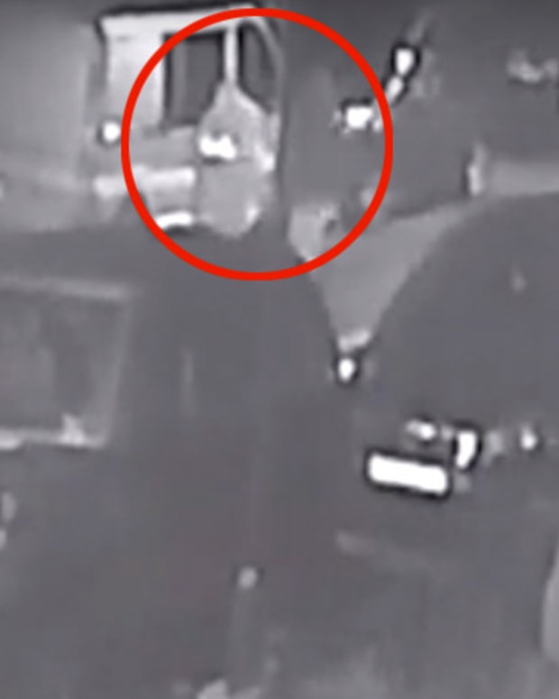 Man Survives Being Stabbed 10 Times (Video) Promo Image