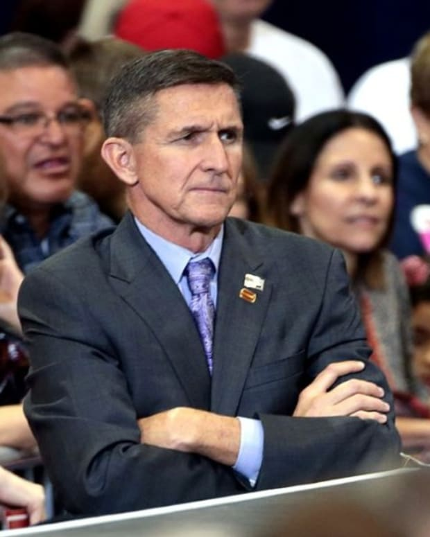 Report: Michael Flynn Offers To Testify For Immunity Promo Image